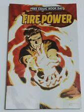 FIRE POWER #1 FREE COMIC BOOK DAY EDITION IMAGE COMICS 2020 DOLLAR BIN