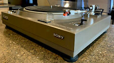 New listing Sony Ps-4750 Turntable, Sony Xl-15 Cartridge, Excellent,L@K(206187)(G)