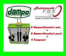 KIT 4 AMMORTIZZATORI FIAT PANDA (169) DAL 2003 1.2, 1.4 NATURAL POWER
