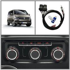 T6 Zuheizer Aufrüstung Climatic Multivan Volkswagen  Aufrüstsatz Transporter