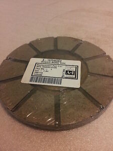 A&I Products (Agriculture & Industries) A-1975463C2 Bonded Brake Pads (S#32-2i)
