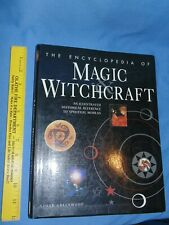 Encyclopedia of Witchcraft book - Susan Greenwood magic history