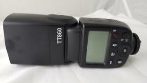 Neewer TT860 Flash for Canon
