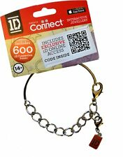 1D One Direction Bracelets x6 Interactive Jewellery Logo Chain