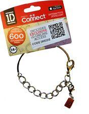 1d One Direction Pulseras X6 Interactivo Joyas logotipo Cadena