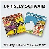Brinsley Schwarz - Brinsley Schwarz/Despite It All (1994)  CD  NEW  SPEEDYPOST