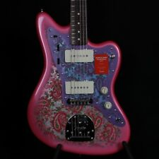 Fender Traditional 60s Jazzmaster-Pink-Paisley-Made-in-Japan