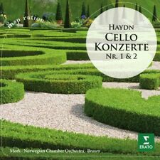Norwegian Chamber Orchestra - Haydn: Cello Konzerte