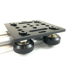 2020 V-Channel Wheel Kit 3D Roller Device - Aluminum Profile Extrusion Accessory