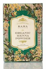 Kama Ayurveda 100% Organic Henna Powder, 100 gm free shipping world wide