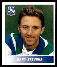 Panini Football League 96 - Gary Stevens Tranmere Rovers No. 286