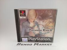 PARASITE EVE II SONY PLAYSTATION 1 2 3 ONE PS1 PS2 PS3 PSX PAL ORIGINAL COMPLETO
