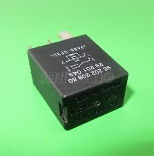 274-Peugeot (1998-2008) 5-Pin Black Relay 9620220980 G. Cartier 29201043 10/ 25A