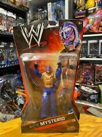 WWE Elite Collection Series 12 Rey Mysterio RARE Wrestling Action Figure DAMAGED