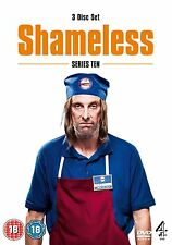 SHAMELESS Complete Series Seasons 10 DVD R2 New & Sealed