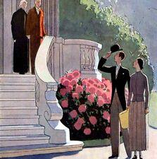 GRANDEUR ET DÉCADENCE Tristan Bernard André Édouard Marty ILLUSTRATION NOËL 1925