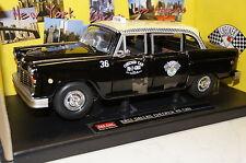 Checker a11 (taxi) 1981 negro 1:18 Sun Star nuevo & OVP