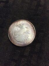 1990 Australian Kookaburra 1 oz Silver Coin 1st Year of Production