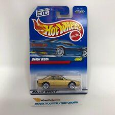 BMW 850i #1093 * GOLD w/ Lace * Hot Wheels 1999 * R4