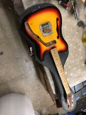 Encore E46 1970s Japan Lawsuit era Semi Hollow Telecaster Guitar Japan Esquire