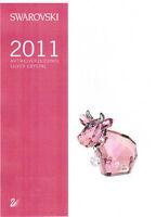 Swarovski  Artikelverzeichnis 2011 Deutschland DIN A4 absolut NEU unbenutzt TOPP
