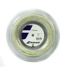 * nuevo * Babolat Pro Hurricane 1.20mm tenis saitenset 12m String 18g set naturaleza rpm