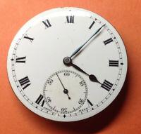 Vintage Gents SYREN Pocket Watch Movement - Swiss Movement - High Grade