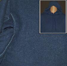 SIGNUM Pullover  Gr. XL  Langarm  NEU   dunkelblau mit Kapuze       1.72