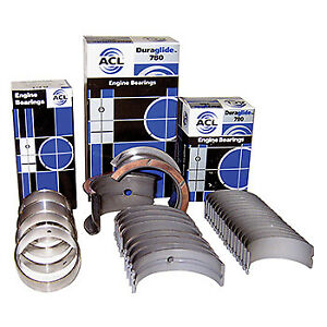 ACL CONROD CAM MAIN BEARING SET STD for HOLDEN 253 308 RED V8 5.0L 304 253 355