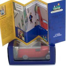 en Voiture Tintin - N65 camionnette secret de la licorne boîte + certificat