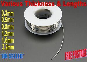 Solder Fluxed Core High Grade, Lead Free, General Purpose, Plumbing DIY. Feet..