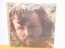 LP - KRIS KRISTOFFERSON - ME AND BOBBY MCGEE - MADE IN TAIWAN