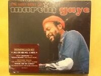 MARVIN. GAYE.     TWO. DISCS.     THE. VERY. BEST. OF.