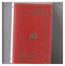 guide MAAIF CHAMPAGNE  1963  TBE