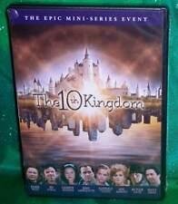 NEW ED O'NEILL DIANE WIEST THE 10TH KINGDOM MINI SERIES TV MOVIE 2 DISC DVD 2000