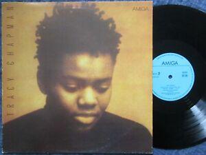 TRACY CHAPMAN same / DDR LP 1990 AMIGA 856502