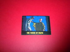 OUTER LIMITS trading card #40 Bubbles Inc. 1964 tv horror sci-fi PRINTED IN USA