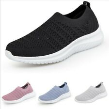 Womens Sneakers Walking Running Athletic Sport Tennis Casual Breathable Shoes B