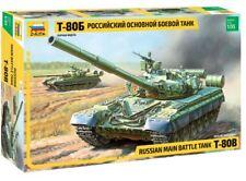 Zvezda 1/35 T-80B russe char de combat principal # 3590