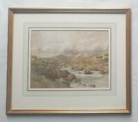 Brecon Beacons ARTHUR VICTOR COVERLEY-PRICE 1901-1988 original signed painting