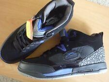 Salzenger Boot Sneaker Gr. 45 Schnürer schwarz kombiniert Hallengeeignet NEU