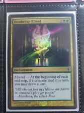 MTG Magic the Gathering Deathreap Ritual FOIL Conspiracy x1 See Photos