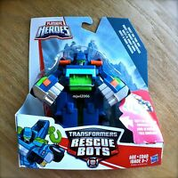 Transformers RESCUE BOTS HOIST The TOW-BOT PLAYSKOOL HEROES Hasbro Truck NEW 5""