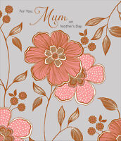 For You Mum Happy Mother's Day Card Quality Greeting Cards