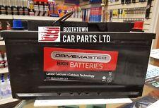 OEM Replacement Heavy Duty Car/Van Battery TYPE 017 12V 88AH