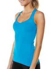 BRAND NEW WITH TAGS LORNA JANE REECE EXCEL SINGLET SIZE XS - DARK TURQUOISE