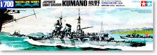 KIT TAMIYA 1:700 KIT DA MONTARE NAVE JAPANESE LIGHT CRUISER KUMANO ART 31344
