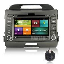 Car DVD GPS Player Headunit Stereo For Kia Sportage 2011 2012 2013 2014 2015