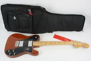 Fender Vintera 70s Telecaster Deluxe MN MOC - Artikel repariert