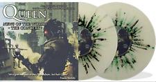 """Queen News of The World In Concert 2 X 10"""" Splatter Vinyl Limited 1000"""